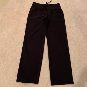 Zella Yoga Pants, Black, S